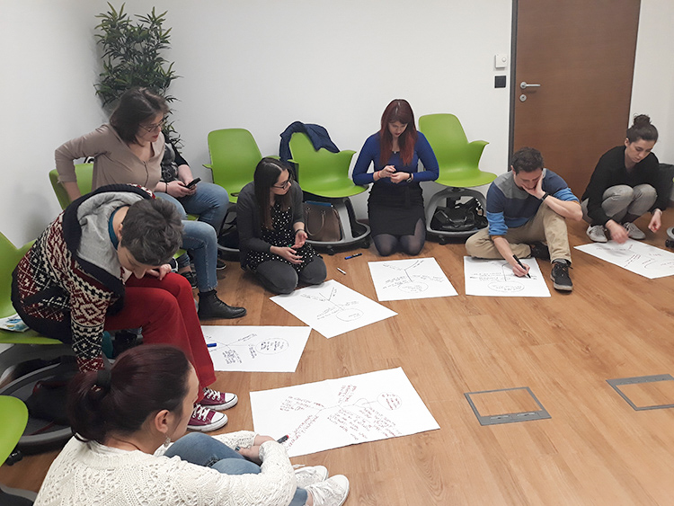 Croatia – Intercultural sensitivity and competences training for public officials, NGO workers and volunteers