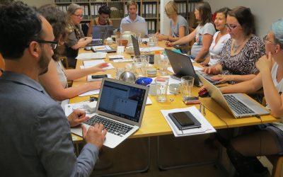 Coordination meeting of partnership in Vienna