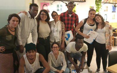 Socio-cultural orientation course for migrants seeking asylum