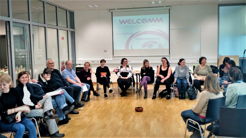 Competences of working with migrants  – Pilot training in Slovenia