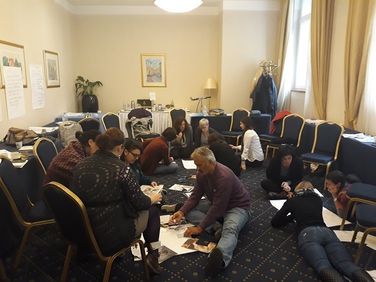 Zagreb: Training of Trainers in intercultural sensitivity and skills development