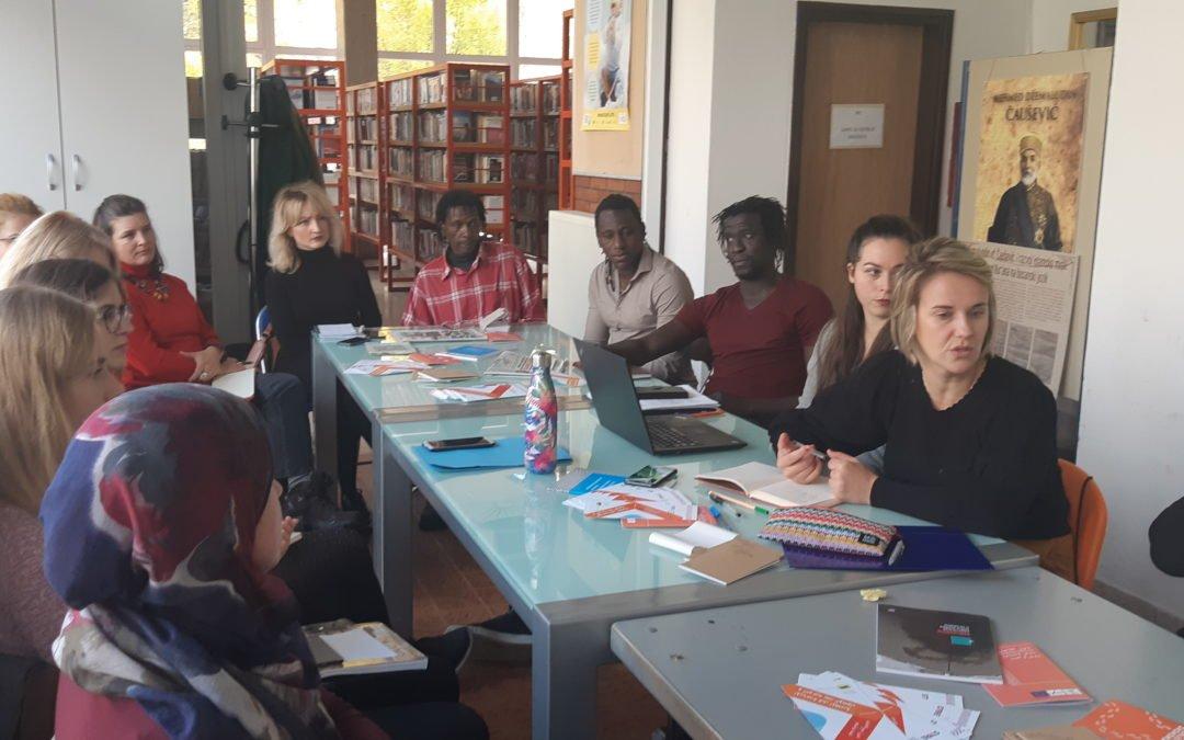 Community of Practice meeting held in Sisak, Croatia